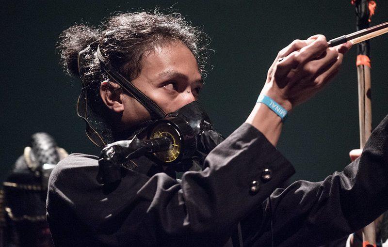 Juan Arminandi. Photo by Eunice Maunice / CTM 2020